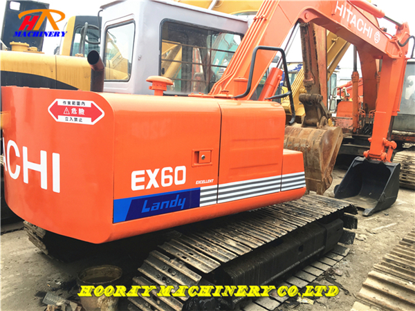 Used Hitachi EX60-1 Excavator