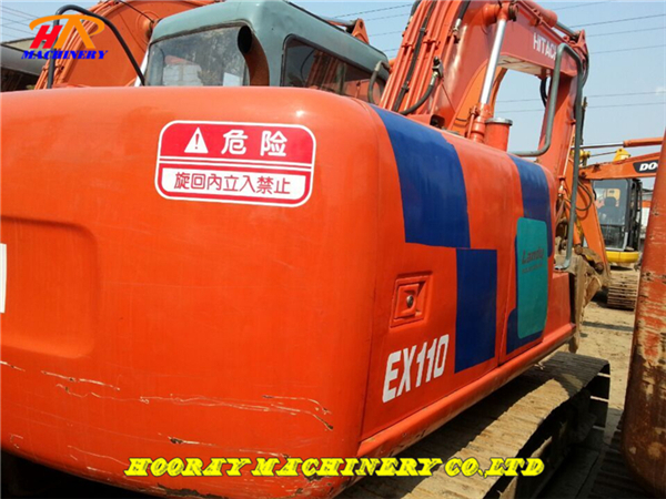 Used Hitachi EX100-3 Excavator