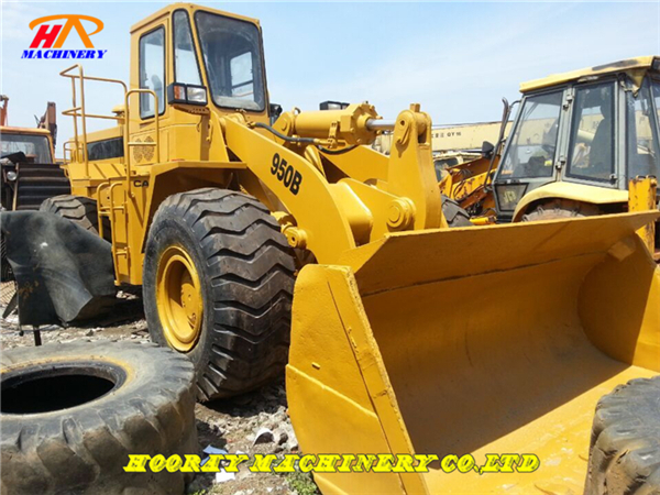 Used Caterpillar 950F Loader