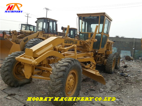 Used Caterpillar 12G Grader