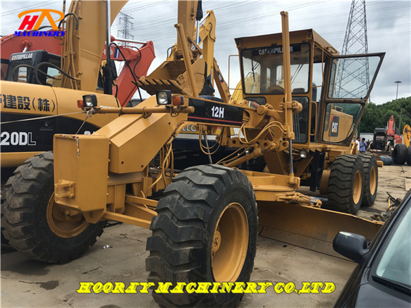 Used Caterpillar 12H Grader