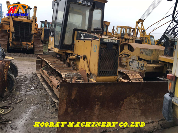 Used Caterpillar Bulldozer D5C