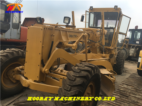 Used Caterpillar 120G Grader