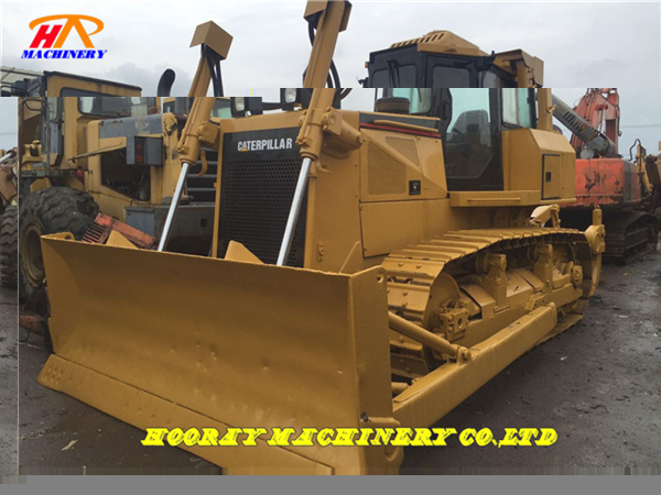 Used Caterpillar D6G-2 Bulldoze