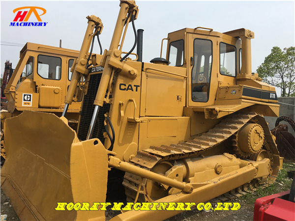 Used Caterpillar D7R Bulldozer