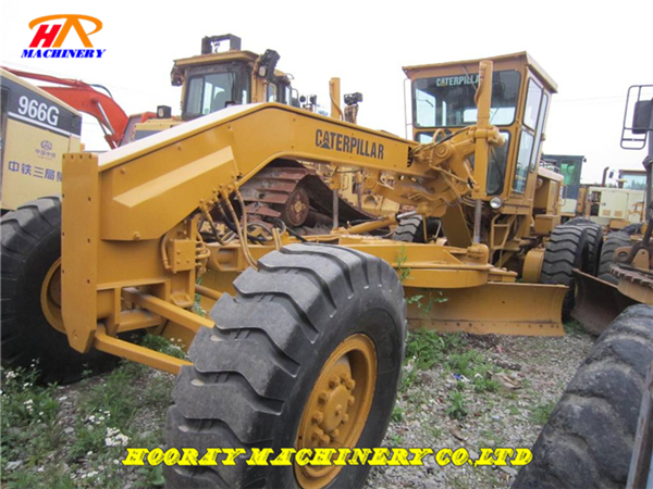 Used Caterpillar 14G Grader