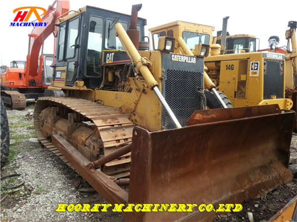 Used Caterpillar D6G LGP Bulldozer