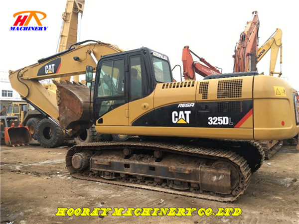 Used Excavator Caterpillar 325D