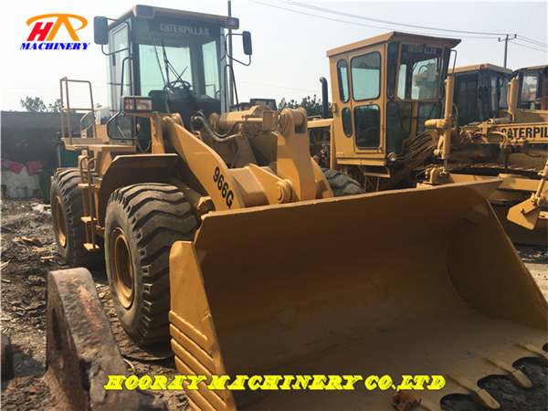 Caterpillar Used 966G Wheel Loa