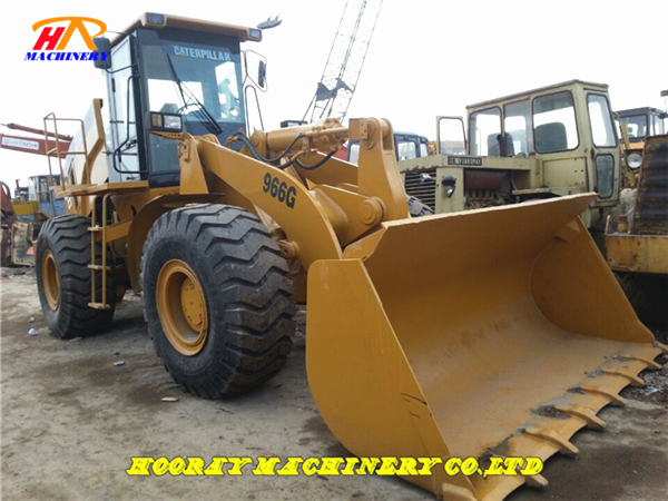 Caterpillar Used 966G Loader