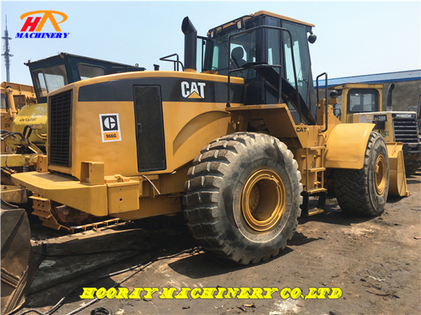Used 966G Caterpillar Loader