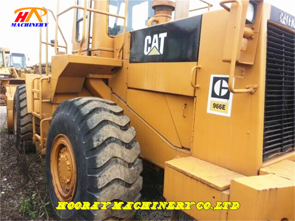 Used Wheel Loader Caterpillar 9