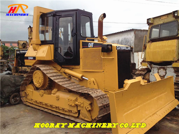 Used Caterpillar D4H Bulldozer