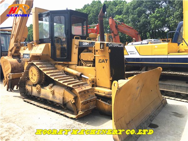 Caterpillar D5H Used Bulldozer