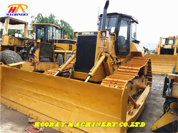 Used D5H Bulldozer Caterpillar