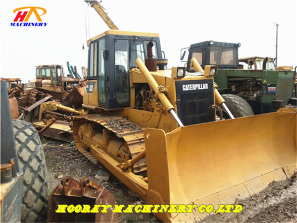 Used Bulldozer Caterpillar D6G-