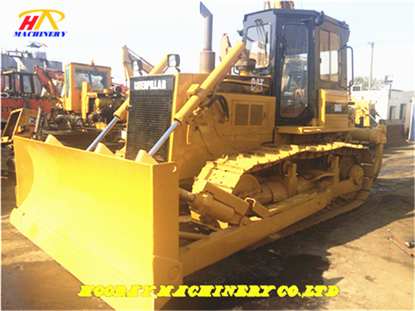 Caterpillar D6G Used Bulldozer