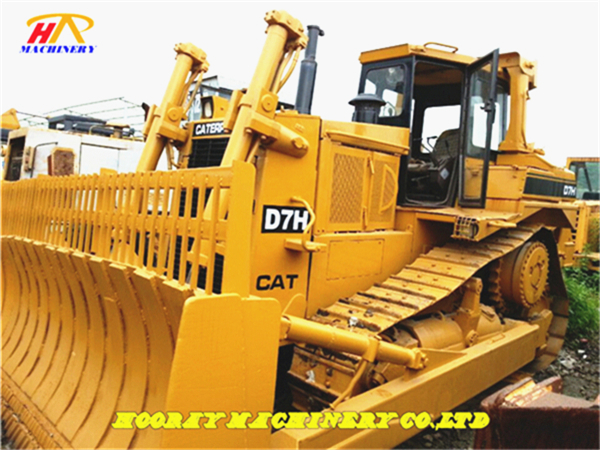 Caterpillar D7H Used Bulldozer