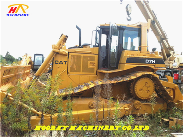 Caterpillar Used Bulldozer D7H