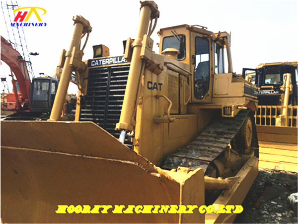 Used CAT Bulldozer D7H Caterpil