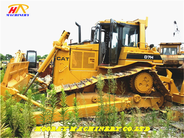 D7H Caterpillar Used CAT Bulldo