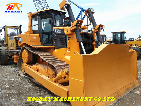 Caterpillar D7H XR II Used Bull