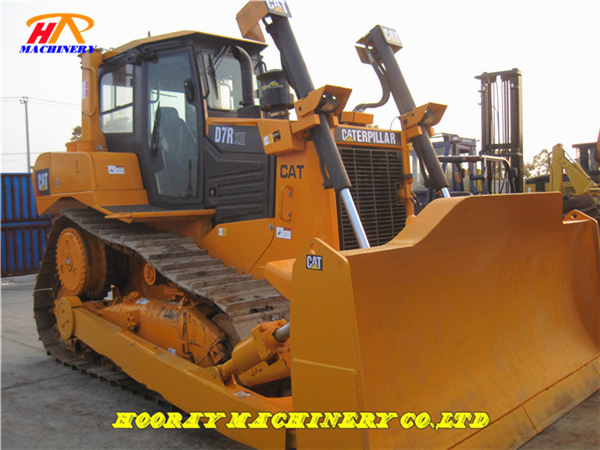 D7H XR II Used Bulldozer Caterp