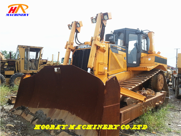 Caterpillar D8R Used Bulldozer