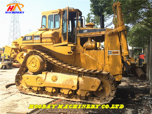 Used Bulldozer Caterpillar D8R