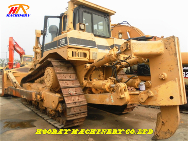 Used Bulldozer D8R Caterpillar