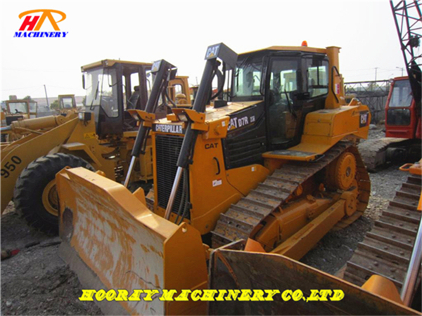 Caterpillar D7R Used Bulldozer