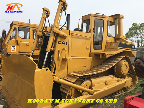 Used CAT D7R Bulldozer Caterpil
