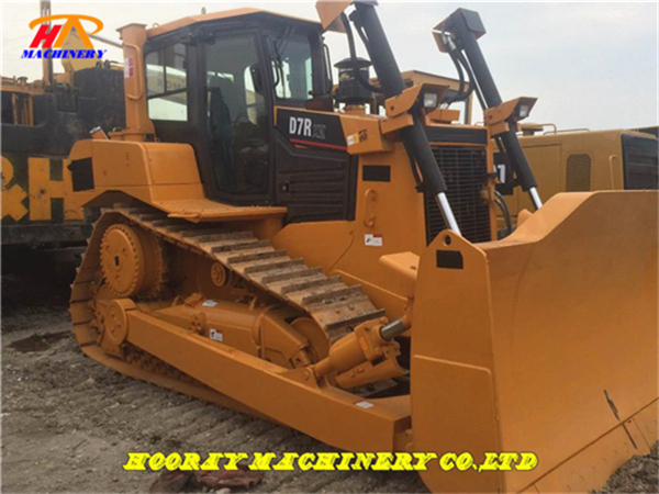 Used Caterpillar CAT D7R Bulldo