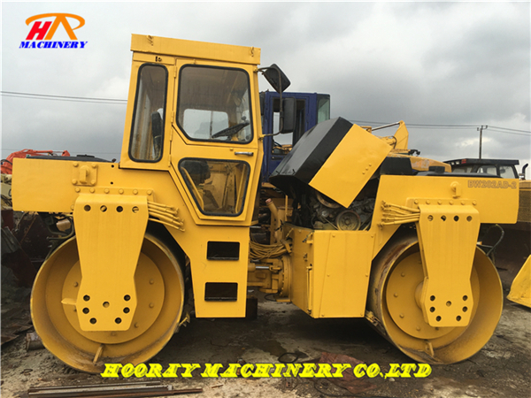 Used BW202AD-2 Road Roller